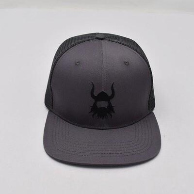 BA Warrior Charcoal Mesh Hat