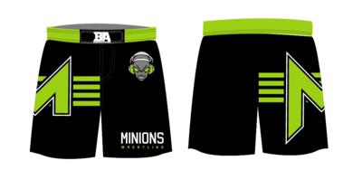 Minion 2021 Fight Shorts