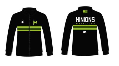 Minion 2021 Sublimated Jacket