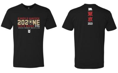 HANCOCK Tokyo Bound Blend Shirt
