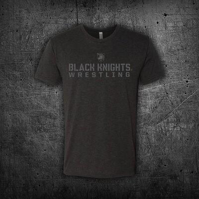 Army Black Knights Tri-blend Shirt