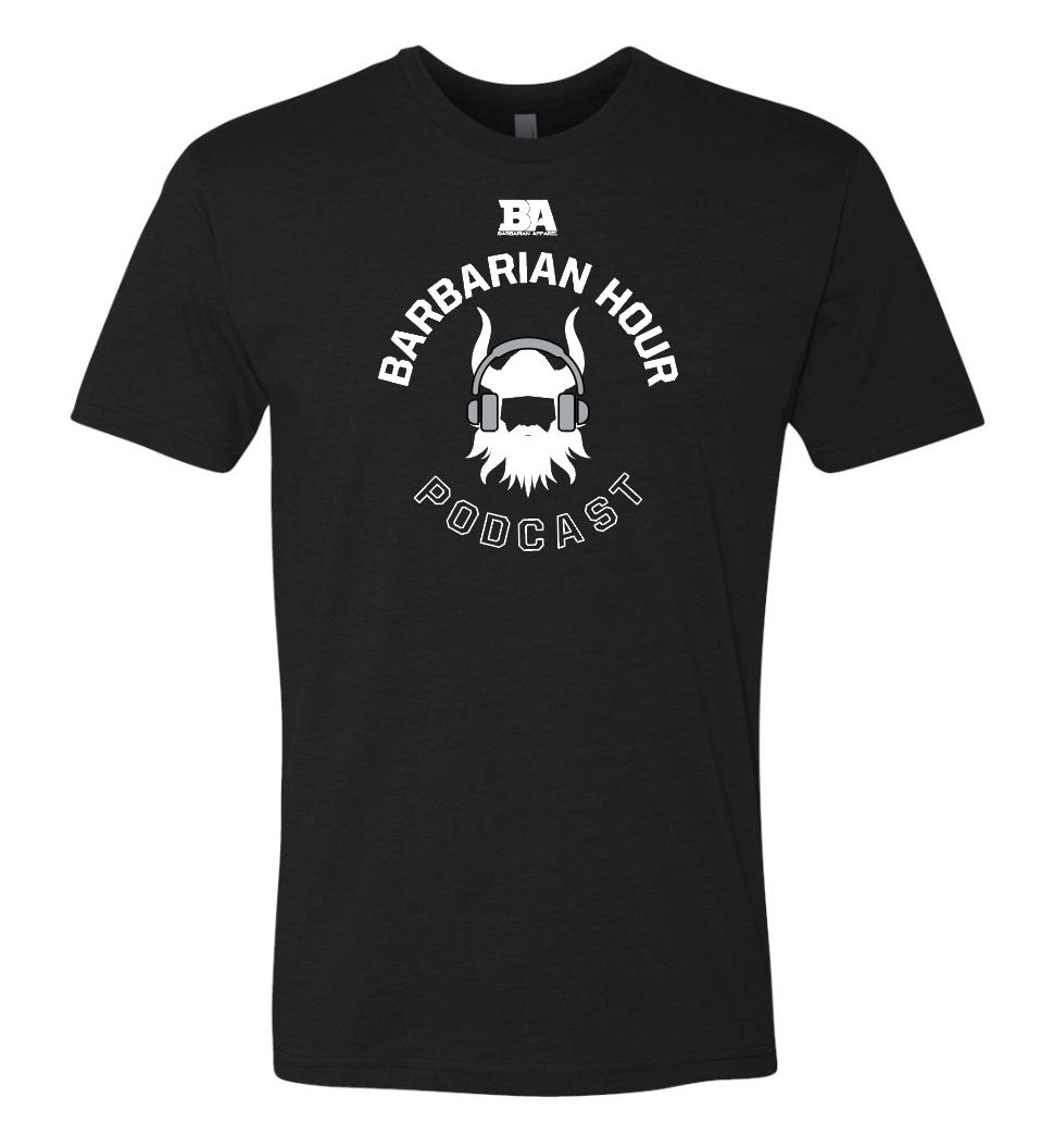 Barbarian Hour Shirt