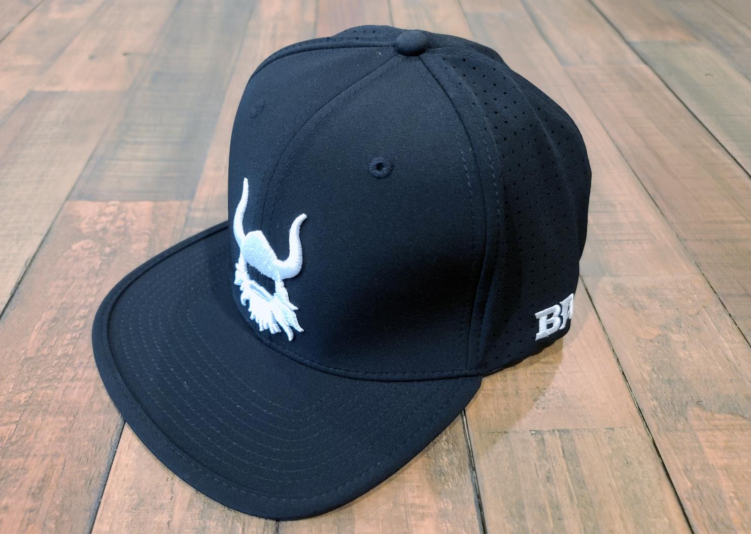 BA Flat Bill Flex Hat