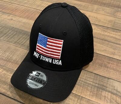 Mat-town hat