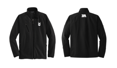 BA Textured Soft Shell Jacket