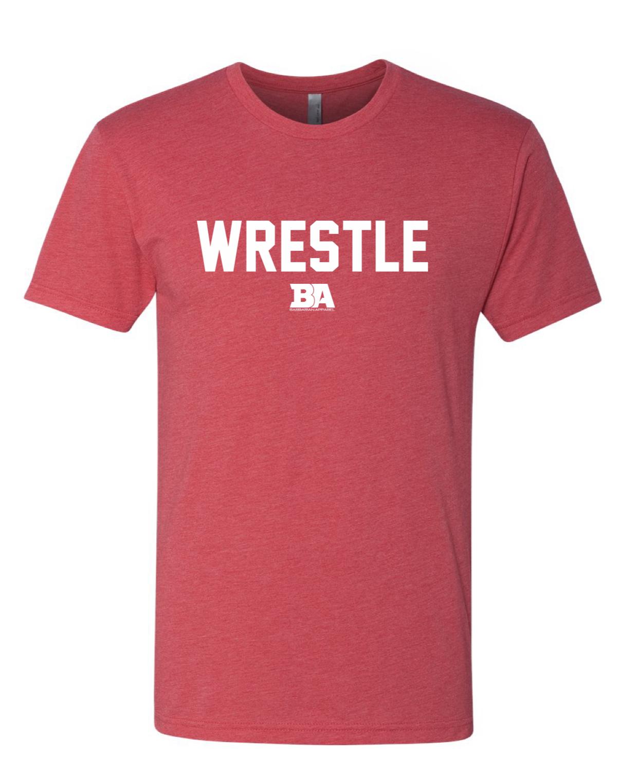 -Wrestle Tri Blend Shirt