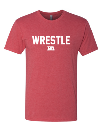 Wrestle Tri-Blend Shirt*