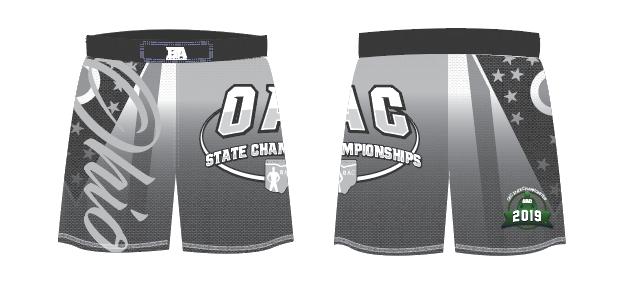 2019 OAC Shorts (New Style Shorts)