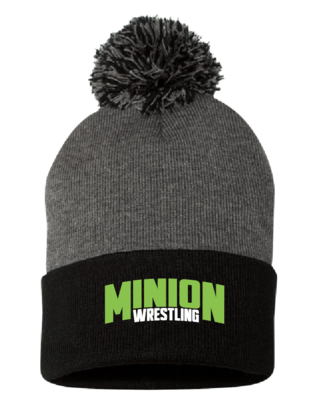 Minion Winter Hat