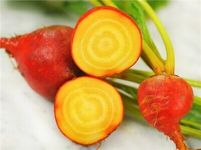 Gold Beets - 1 LBS