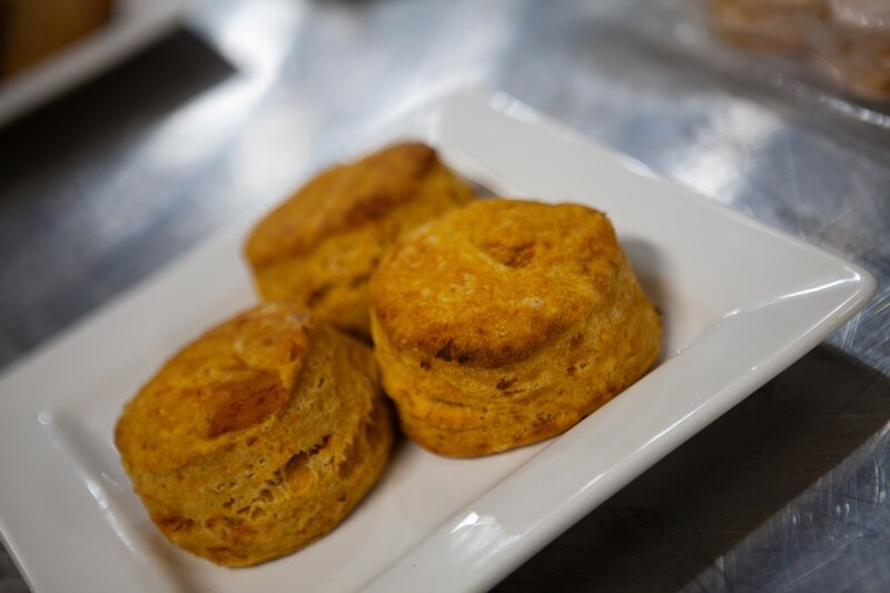 Sweet Potato Biscuit - 6pack Frozen