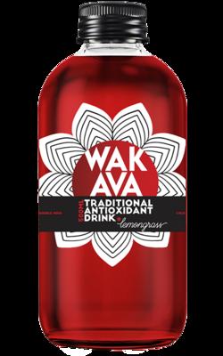 Wakava - Hibiscus Drink - Lemongrass