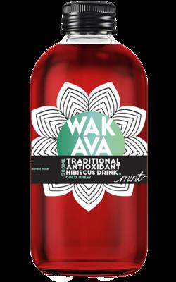 Wakava - Hibiscus Drink - Mint