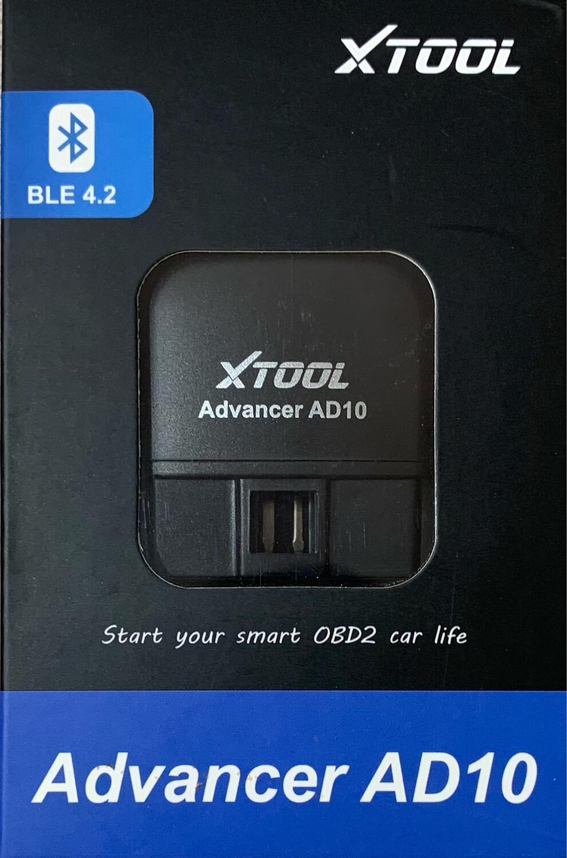 Diagnoză auto XTool AD10
