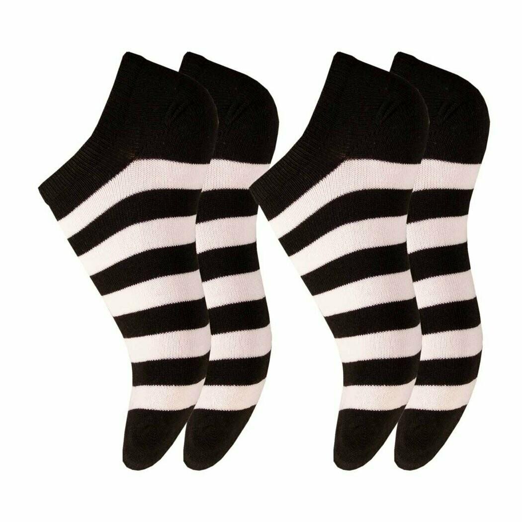 Varreton sukka, mustavalkoinen