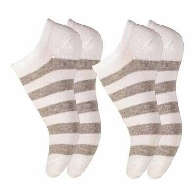 Varreton sukka, valkoharmaa