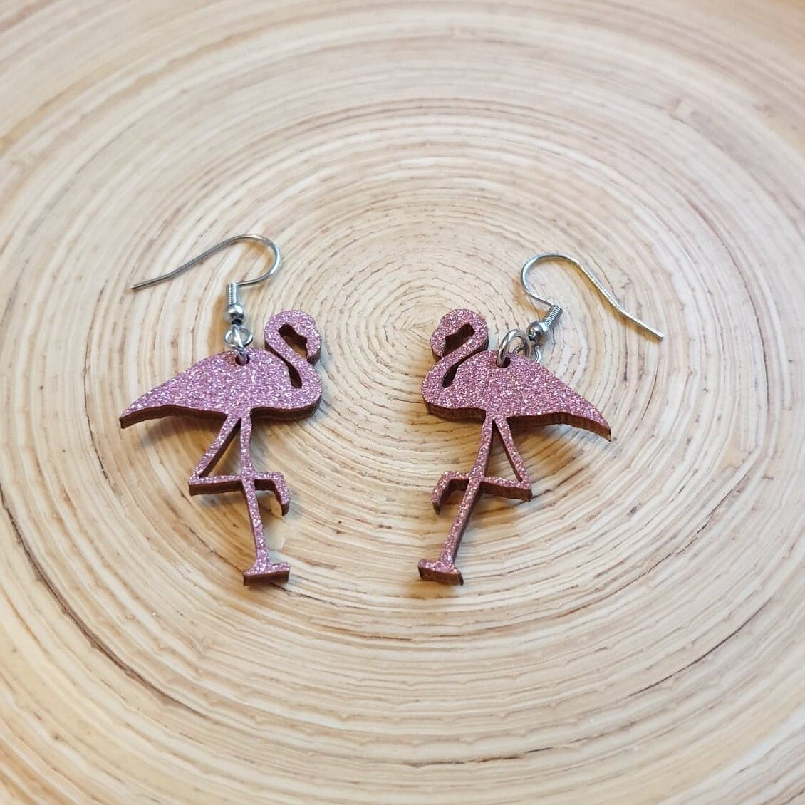Flamingo-korvakorut