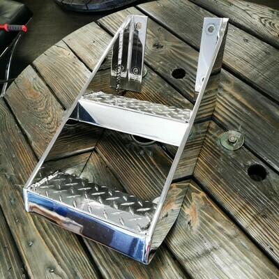 Heavy Duty Aluminum Step - Used