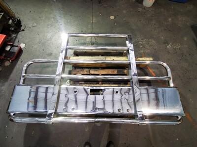 AliArc Aluminum Bumper - Used