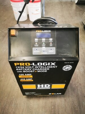 PRO-LOGIX 100 Amp Battery Charger / Booster - Used