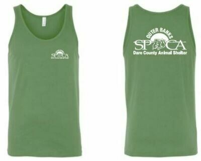 Men's Fit Logo Tank