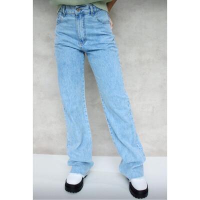 Jean pierna ancha