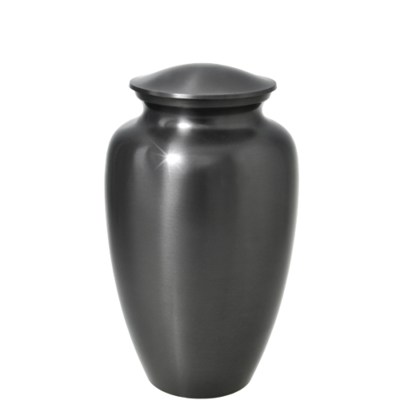 "Simple Grey 6"" Sharing Urn"