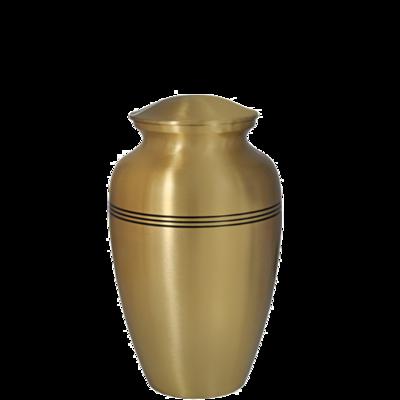 "Golden Classic 6"" Sharing Urn"