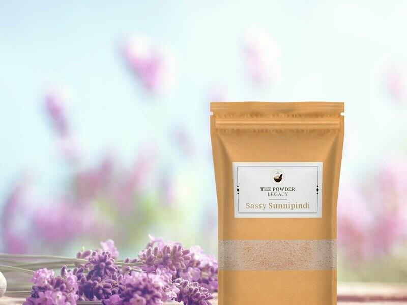 Sassy Sunnipindi - 250 Grams | Herbal Bath Powder