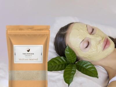 Multani Marvel - 250 Grams   Bath Powder