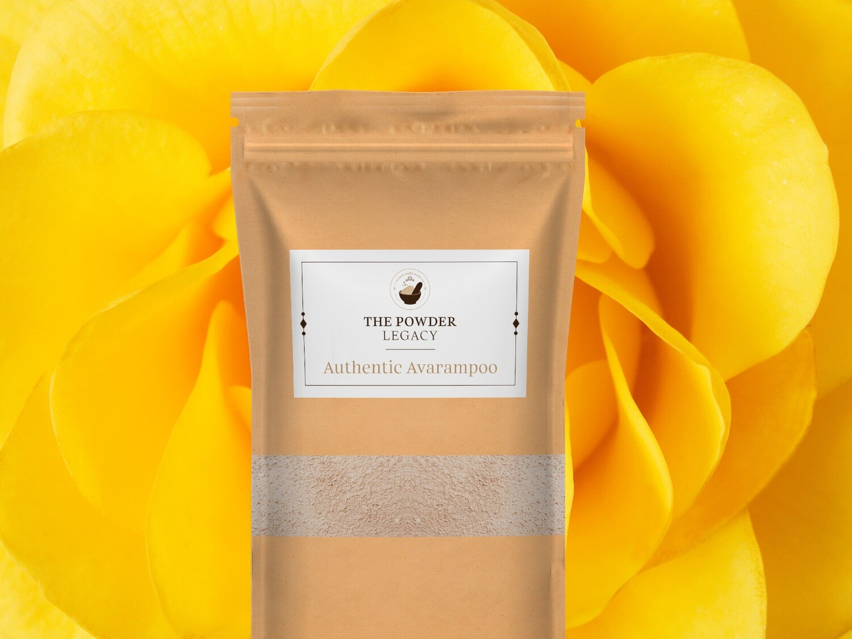 Authentic Avarampoo - 500 Grams   Herbal Bath Powder