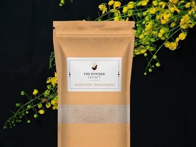 Authentic Avarampoo - 250 Grams - Herbal Bath Powder