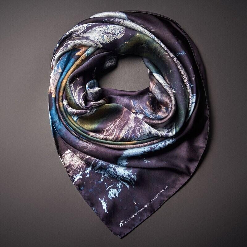 Шелковый платок «Кайф»
