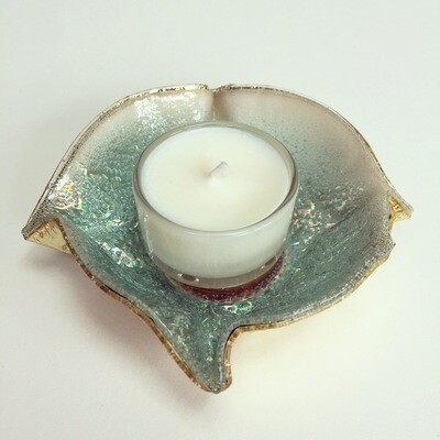 CD Tea Light Holder
