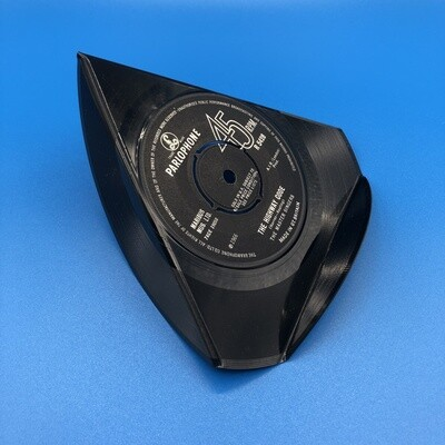 Upcycled Vinyl 7'' Single Phone Stand - 'Auntie Bridget' Paddy Roberts.