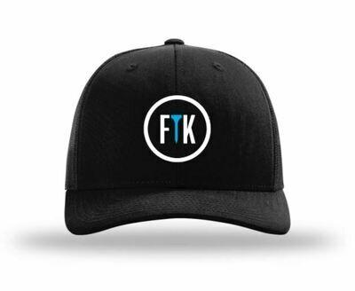 FTeeK Hat 112 (Black)
