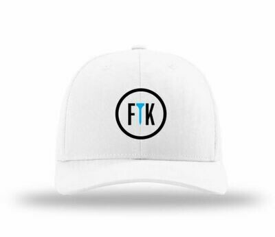 FTeeK Hat 112 (White)