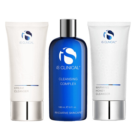 TRIPLE CLEANSE COLLECTION. *SAVE €31.