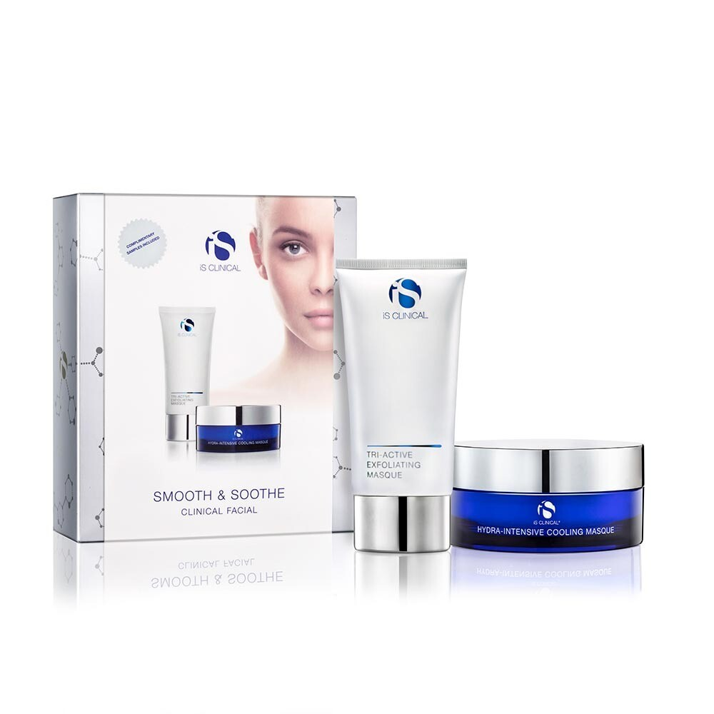 SMOOTH & SOOTHE BOX SET. *SAVE €43