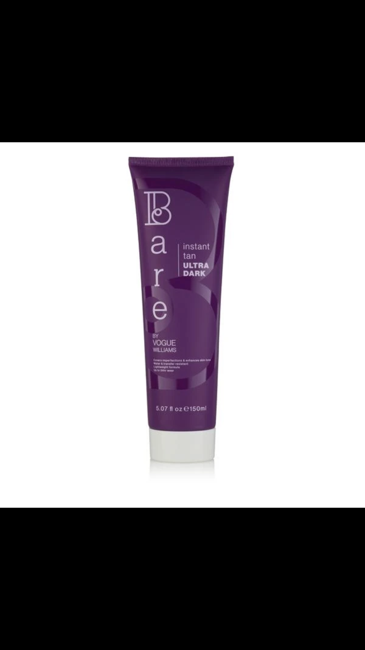 Bare By VOGUE Ultra Dark Instant Tan. NOW HALF PRICE