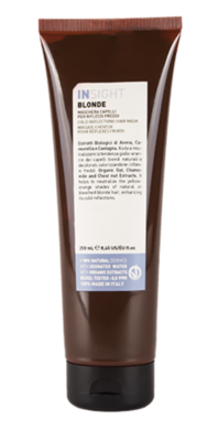 INsight Cold Reflections Brightening Hair Mask