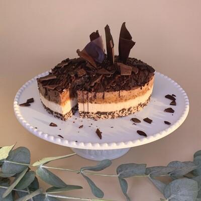 Шокодный торт