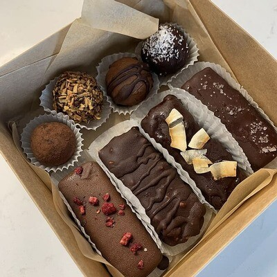 Healthy sweet box #3