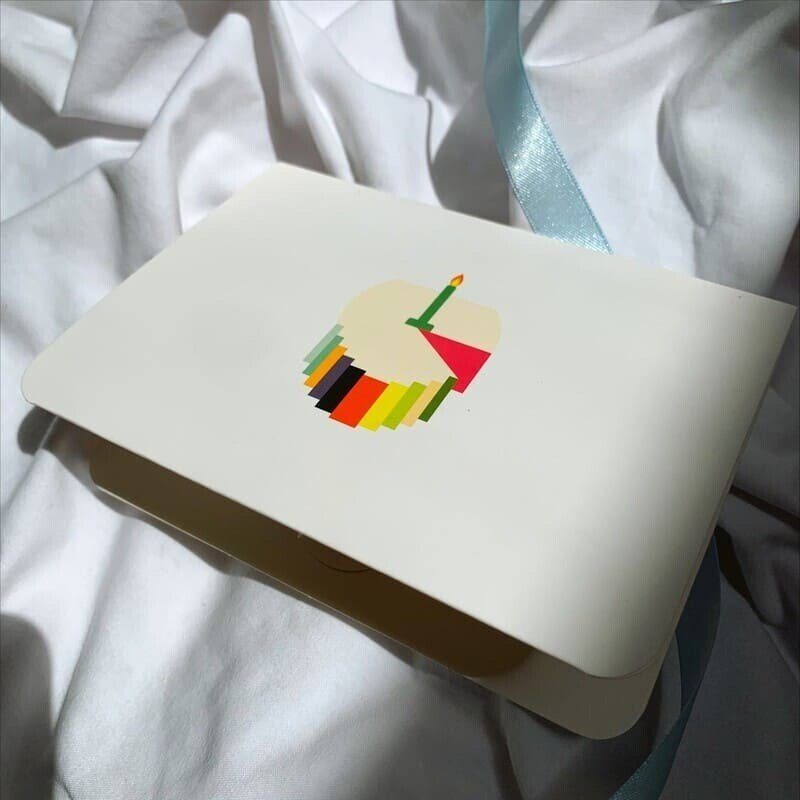 Voluminous postcard