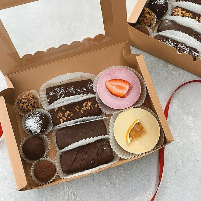Healthy sweet box №1