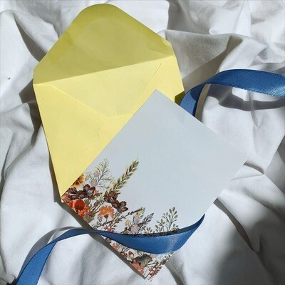 Small postcard