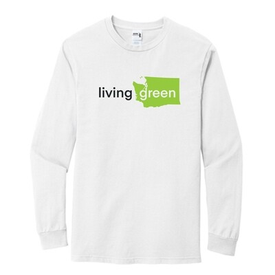 Living Green Long Sleeve T-Shirt