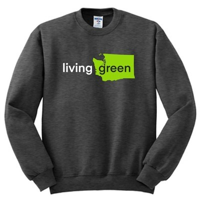 Living Green Crewneck