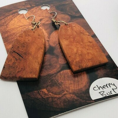 Barker Wood Earrings