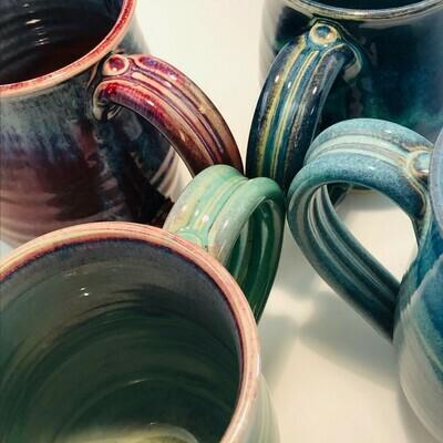Silverman Short Mugs